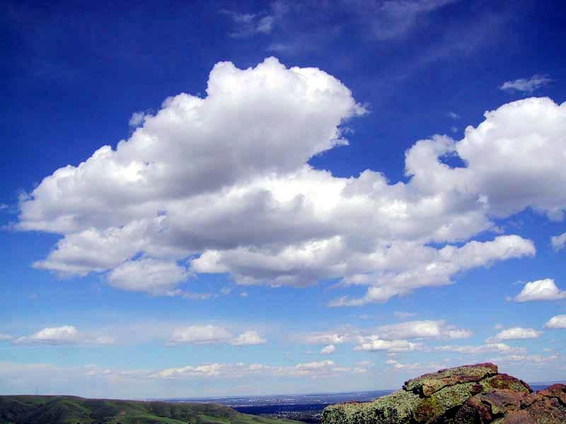 Awan Cumulus