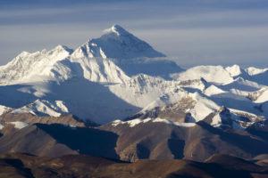 Puncak Tertinggi di Dunia (Gunung Everest)