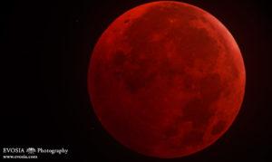 Gerhana Bulan Total