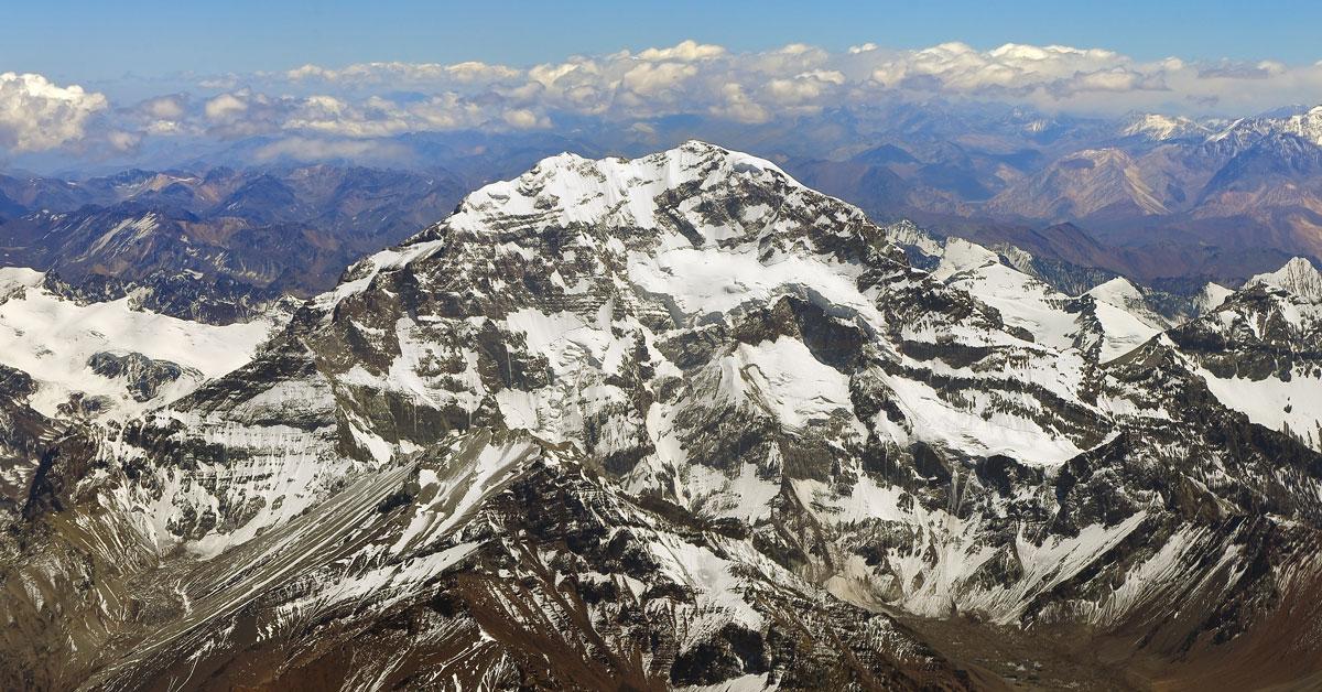 Gunugn Aconcagua