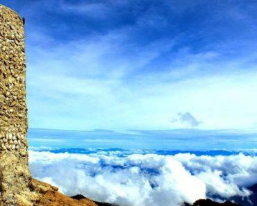 Puncak tertinggi di dunia