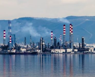 Kilang Gas Bumi