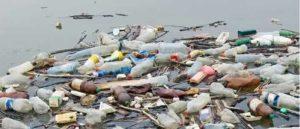 Pencemaran laut, sampah plastik