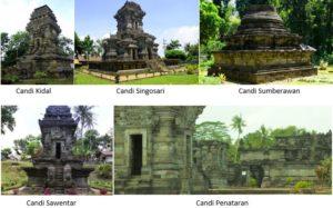 Candi di Jawa Timur